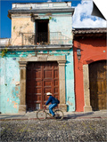 Antigua, Guatemala, Central America Prints by Ben Pipe