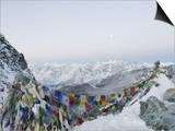 Cho La Pass, Solu Khumbu Everest Region, Sagarmatha National Park, Himalayas, Nepal, Asia Prints by Christian Kober