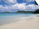 Cinnamon Beach, Virgin Islands National Park, St. John Prints by Jim Schwabel
