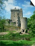 Blarney Castle, County Cork, Munster, Republic of Ireland, Europe Prints by Harding Robert