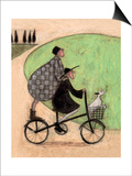 Double Decker Bike Reproducción por Sam Toft