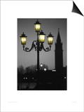 Venetian Twilight Prints by Lee Frost