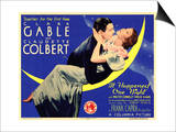 It Happened One Night, 1934 Print
