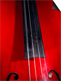 Cello Strings Posters by Andrew Lambert