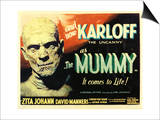 The Mummy, 1932 Print