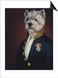 The Officer's Mess Posters af Thierry Poncelet