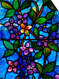 Stained Glass by George Spence, Jonesport, ME Print by Dan Gair