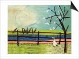 Doris and the Birdies Art by Sam Toft