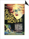 The Old Dark House Prints