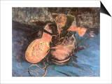 A Pair of Shoes, 1887 Prints by Vincent van Gogh