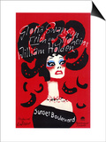 Sunset Boulevard Prints