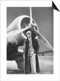 Howard Hughes, US Aviation Pioneer Posters by Science, Industry and Business Library