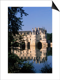 Chateau de Chenonceau, Loire Valley, France Posters by Kindra Clineff