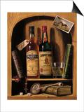 Whisky irlandais Jameson Affiches par Raymond Campbell