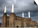 Battersea Power Station, London, UK Prints by Johnny Greig