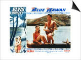 Blue Hawaii , 1961 Posters