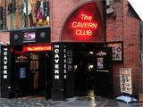 Cavern Club, Mathew Street, Liverpool, Merseyside, England, United Kingdom, Europe Art by Wendy Connett