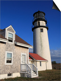 Cape Cod Highland Lighthouse, Highland Light, Cape Cod, North Truro, Massachusetts, New England, Un Posters by Wendy Connett