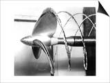 Propeller Cavitation Print by National Physical Laboratory
