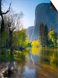 Cathedral Beach, Yosemite National Park, California, USA Prints by Alan Copson