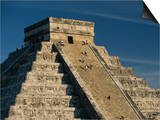 Mayan Ruins, Chichen Itza, Unesco World Heritage Site, Yucatan, Mexico, Central America Prints by Gavin Hellier