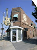 Sun Studios, Memphis, Tennessee, United States of America, North America Print by Gavin Hellier