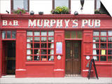 Murphy's Pub in Dingle, County Kerry, Munster, Republic of Ireland, Europe Posters by Donald Nausbaum