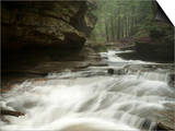 Hocking Hills State Park, Ohio, United States of America, North America Prints by Michael Snell