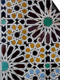 Saadian Tombs, Dating Back to the Time of the Sultan Ahmed Al Mansour, Marrakesh, Morroco Posters by De Mann Jean-Pierre