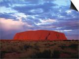 Uluru, Uluru-Kata Tjuta National Park, Northern Territory, Australia, Pacific Posters by Pitamitz Sergio