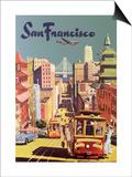 San Francisco, 1955 Posters