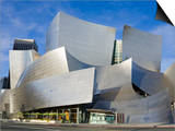 Walt Disney Concert Hall, Los Angeles, California, United States of America, North America Posters by Richard Cummins