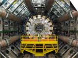 ATLAS Detector, CERN Poster by David Parker