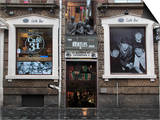 Beatles Shop, Mathew Street, Liverpool, Merseyside, England, United Kingdom, Europe Poster by Wendy Connett