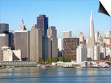 Downtown City Skyline, San Francisco, California, United States of America, North America Posters by Gavin Hellier