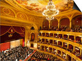 State Opera House (Magyar Allami Operahaz) with Budapest Philharmonic Orchestra, Budapest, Central  Prints by Stuart Black