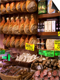 Butchers Shop, Parma, Emilia-Romagna, Italy, Europe Posters par Frank Fell