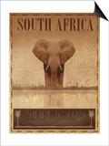 Sudáfrica Arte por Ben James