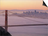 Golden Gate Bridge, San Francisco, California, USA Prints by Ruth Tomlinson