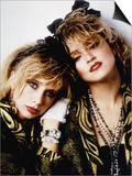 Desperately Seeking Susan 1985 Directed by Susan Seidelman Rosanna Arquette and Madonna Posters