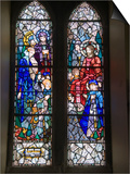 Stained Glass Windows By Harry Clarke, Diseart Institute of Education and Celtic Culture Posters