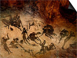 Cave Painting, Artwork Posters by  SMETEK