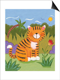 Baby Tiger Prints by Sophie Harding