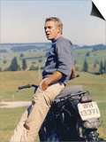 The Great Escape 1963 Directed by John Sturges Steve Mcqueen Prints