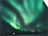 Aurora Borealis Poster by Chris Madeley