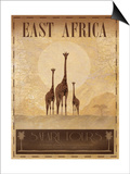 East Africa Posters by Ben James