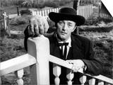 La Nuit Du Chasseur the Night of the Hunter De Charleslaughton Avec Robert Mitchum 1955 Prints