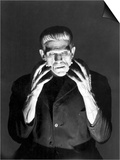 Frankenstein 1931 Directed by James Whale Boris Karloff Posters