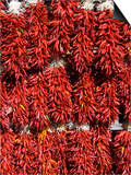 Chillies for Sales, Santa Fe, New Mexico, United States of America, North America Prints by Richard Maschmeyer