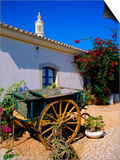 Farmhouse, Silves, Western Algarve, Portugal, Europe Prints by Tom Teegan